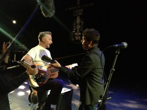 Joe Henry & Billy Bragg @ Queen Elizabeth Hall, London